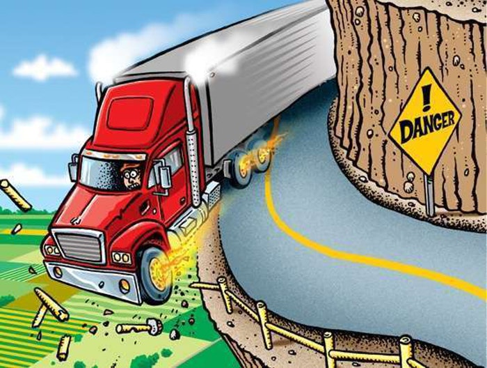 brake lead