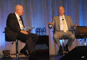 For a video interview with T. Boone Pickens in which he details predictions for oil prices through yearend, follow this link.