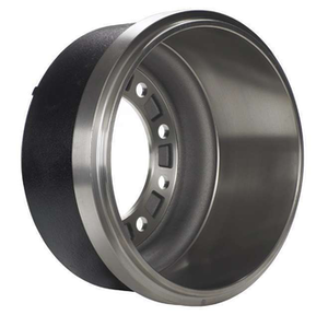 Accuride-Gunite-Silver-Lightweight-Brake-Drum
