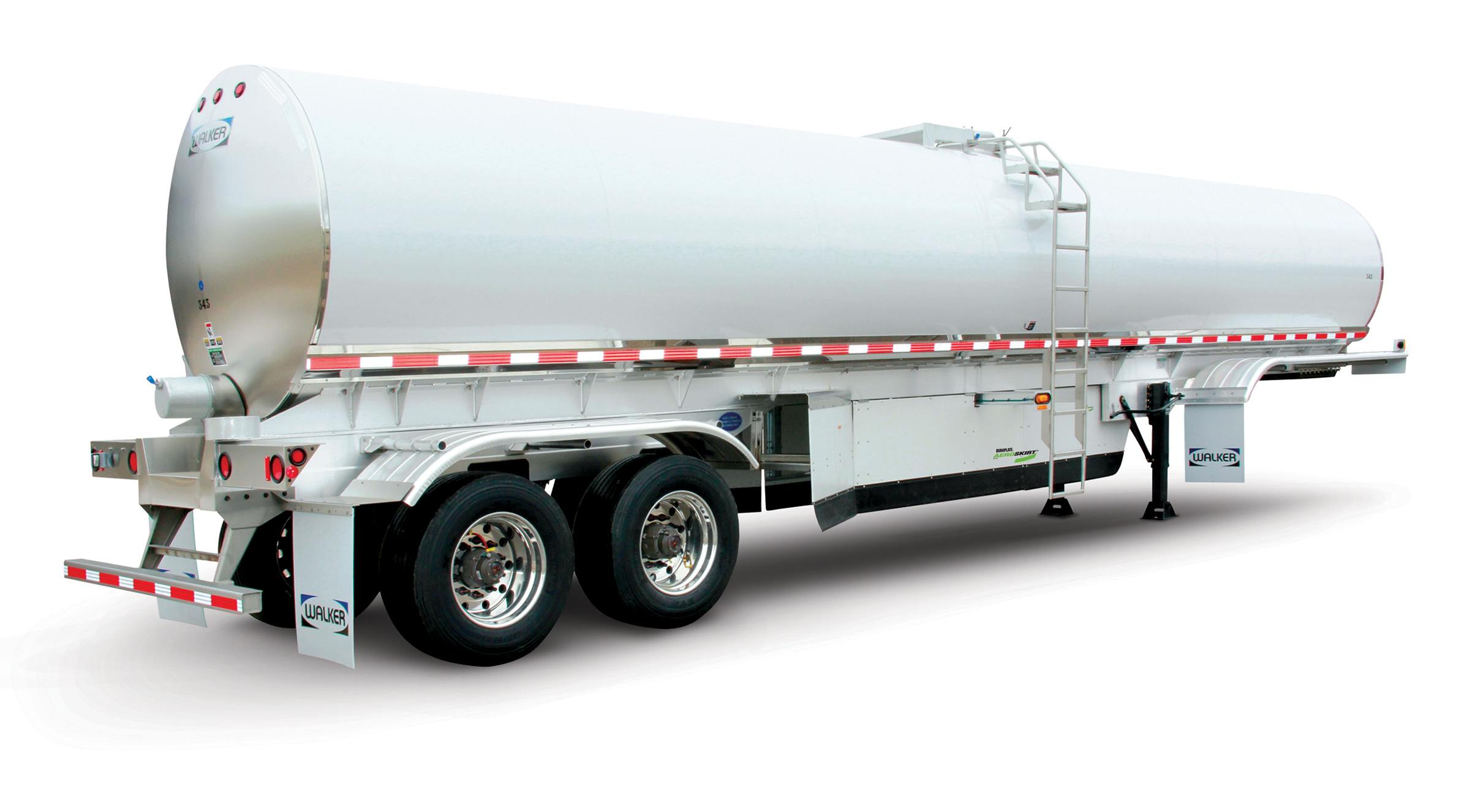 New side skirt for tank trailers from Wabash   Overdrive ...