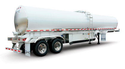 New side skirt for tank trailers from Wabash