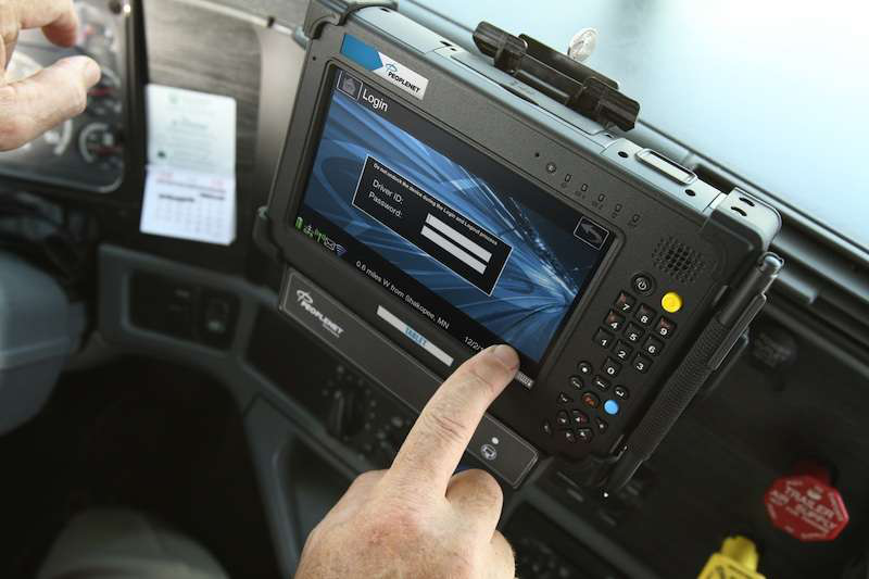E-log mandate on track as agency tries to tackle driver coercion