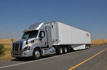Evolution evolves: Freightliner adds gas power to Cascadia's aero package