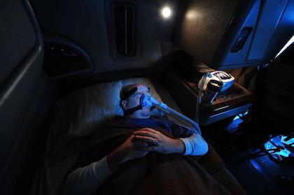 Seminar: Medical registry rule upping urgency of sleep apnea testing