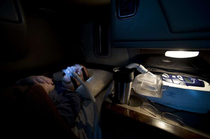 FMCSA advisory boards will meet this month to discuss sleep apnea screening rule