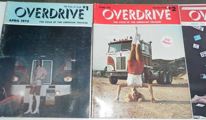 Downtime pursuits -- querying Overdrive back-issue rates