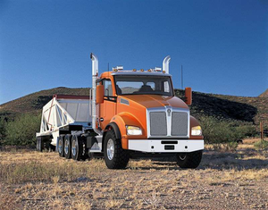 Kenworth adds nat gas option to T880