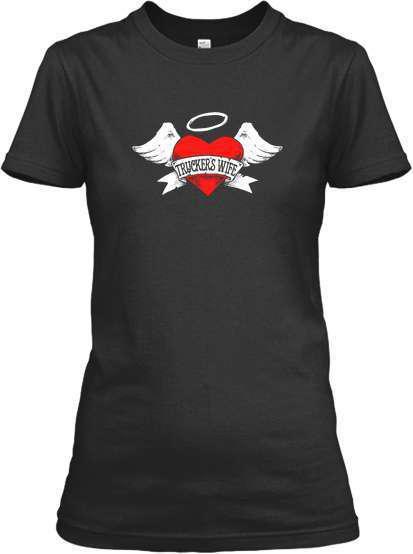 TruckersWifeShirt