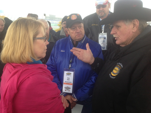 FMCSA chief honors safe drivers at OOIDA celebration