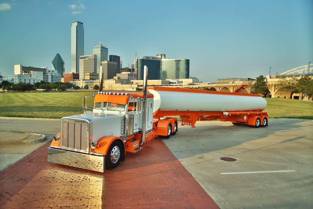 Shell's SuperRigs show takes place this week in Charlotte, N.C.