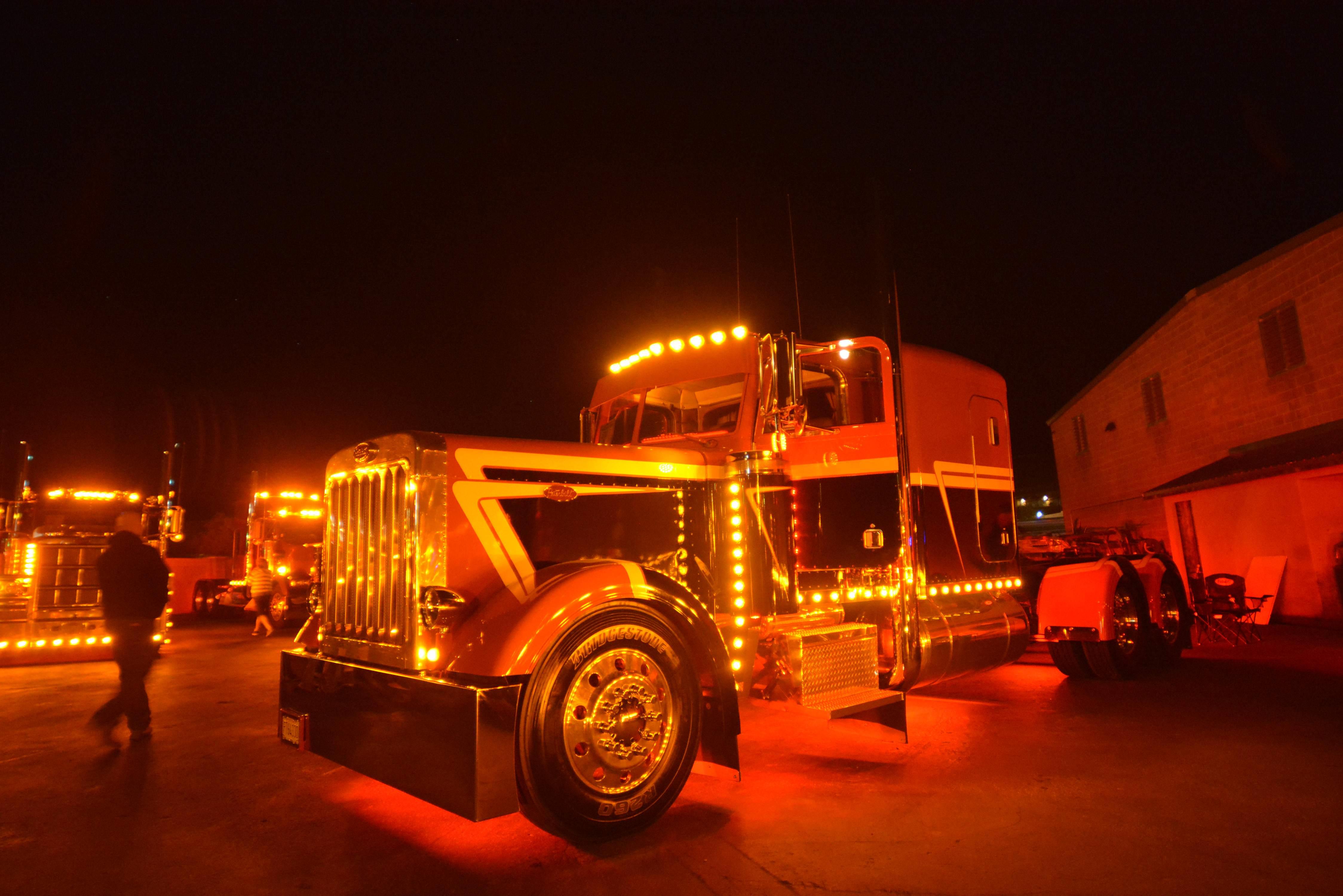 DSC_0281 DSC_0285 DSC_0332 DSC_0292 & Gallery: Truck light show at PDI Pride u0026 Polish