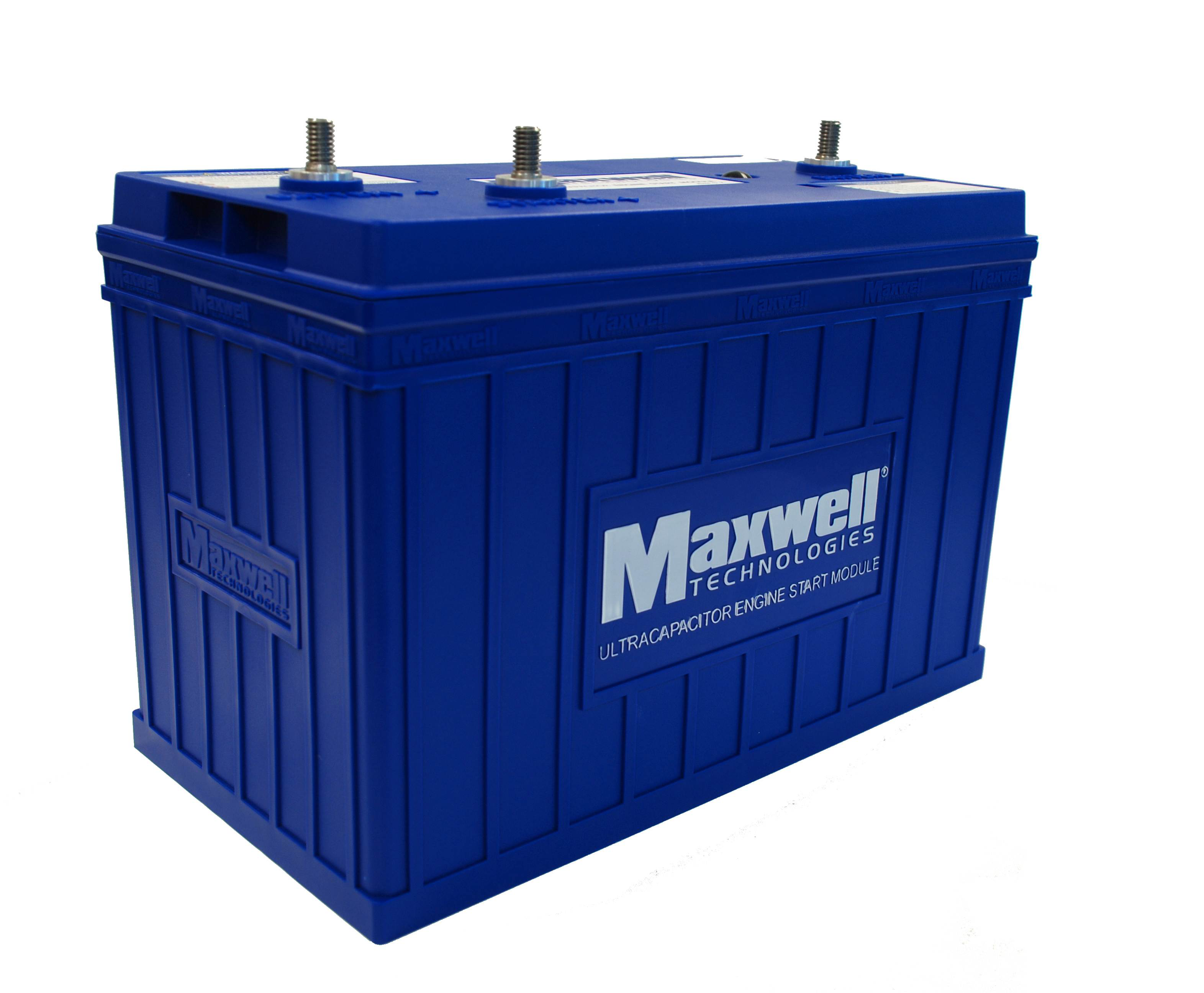 Maxwell expands ultracapacitor start modules to Class 3-6