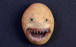 Scary-potato