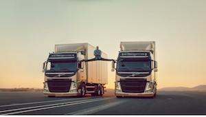 Van Damme Volvo split