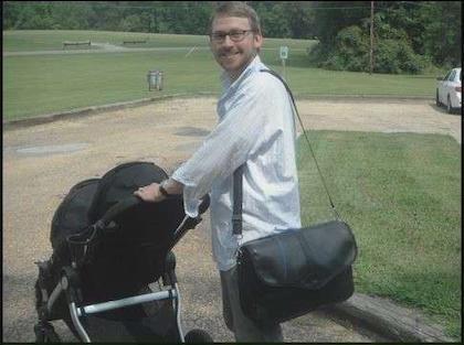 dad's baby case