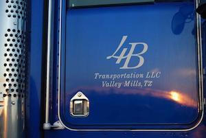 Cody Blankenship's 4B Transportation