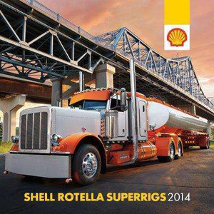 Rotella SuperRigs calendar: A truck beauty every month