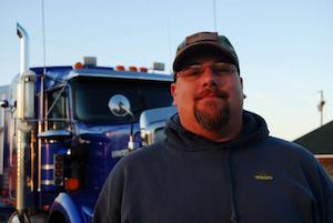 Owner-operator Cody Blankenship