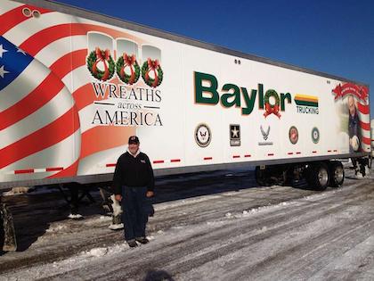 Baylor WAA truck