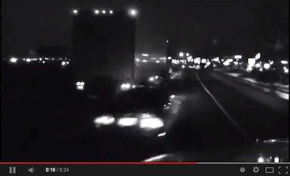 VIDEO: Dashcam documents four-wheeler bad behavior