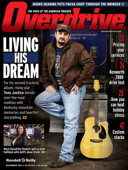 Overdrive December cover