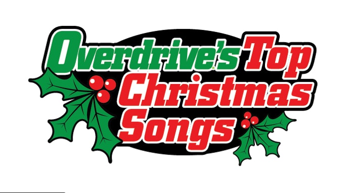 Overdrive top christmas songs