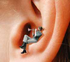That ringing isn't Christmas bells: Tinnitus symptoms