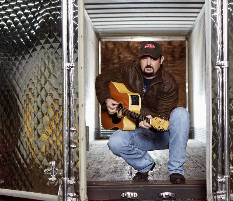 Trucker and singer-songwriter Tony Justice will emcee the Trucker Talent Search contest finale, where he'll also perform.