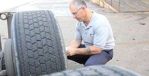 Always use a properly calibrated gauge when checking tire pressure.