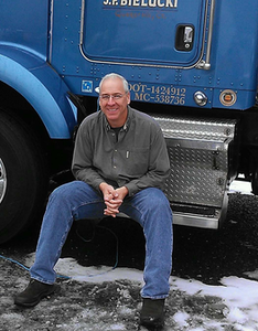 Owner-operator Joe Bielucki