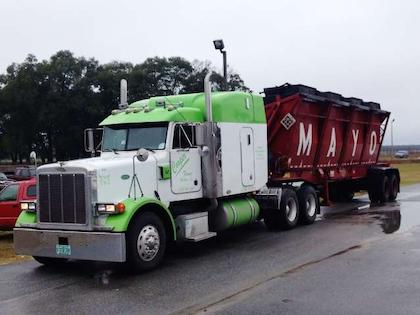Don Cooper hauling 2