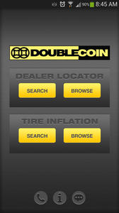 Download the Double Coin mobile app for Android via this link and for iPhone via this link.