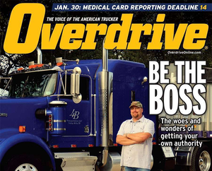 Overdrive's January cover story charted the particulars of gaining operating authority. The New Entrant test FMCSA is crafting would put yet another step in that process. Find Part 1 of the story via this link.
