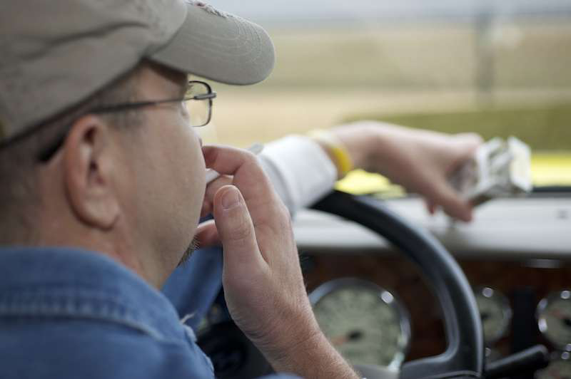 Study of truck driver health shows cluster of high-risk factors for chronic diseases