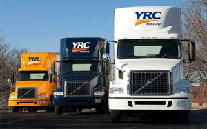 YRC-trucks