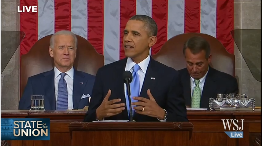 President briefly mentions bolstering natural gas, infrastructure funding in SOTU