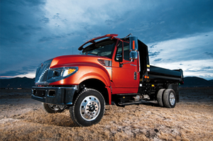 The TerraStar 4x4 was named the Medium Duty Truck of the Year.