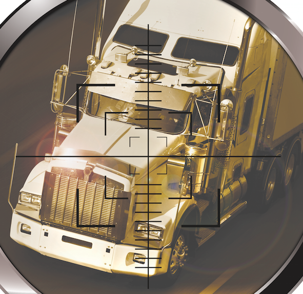 Trucking — the country's easiest regulatory target?