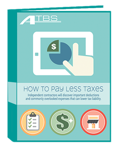 ATBS tax ebook available
