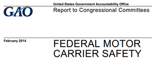 GAO CSA report fallout: More small-carrier inspections on the way?