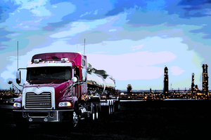 The Mack Pinnacle (part of the company's CHU series) is one of the potential trucks being recalled.