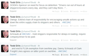Follow Todd Dills on Twitter (@channel19todd) for updates from MCSAC meetings ongoing through Wed., February 12.