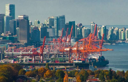 Port of Vancouver