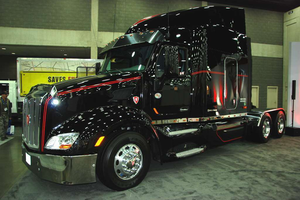 The Peterbilt 589 that Firestone gave away. (Click to enlarge.)