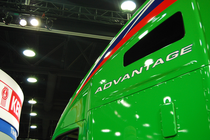VIDEO: Kenworth T680 Advantage updates at MATS booth
