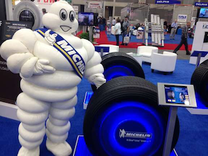 Michelin X ONE tops 2 million tires sold; new trailer tire introduced