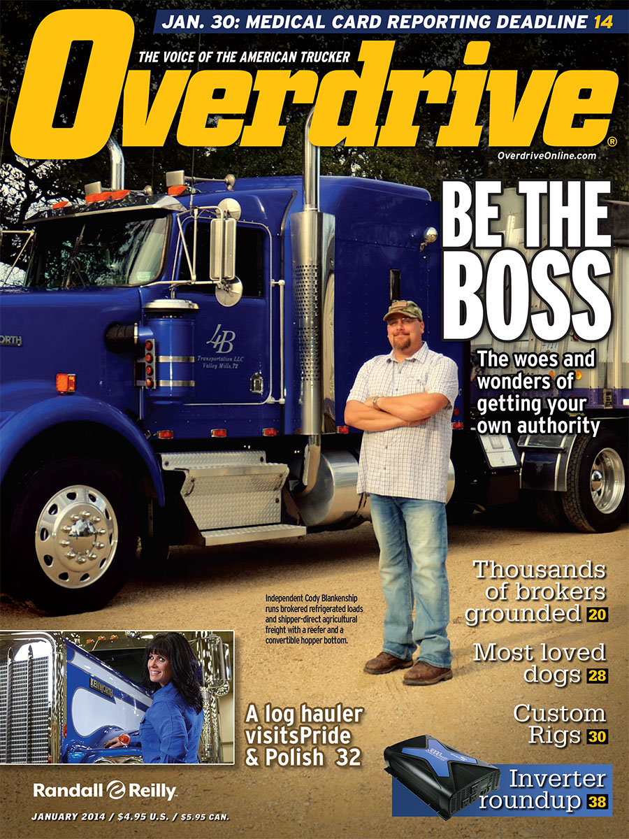 Hotshot Trucking How To Start Overdrive Owner