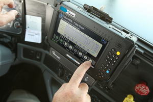 The electronic logging mandate could take effect in the second half of 2016.