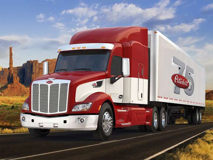 Peterbilt to tote teen country pop act at Cincinnati Reds' opening-day fest