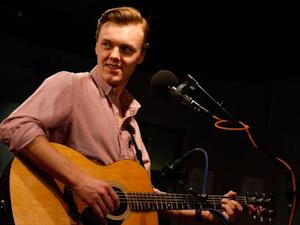 Young singer preaches an offbeat 'Truck Stop Gospel'